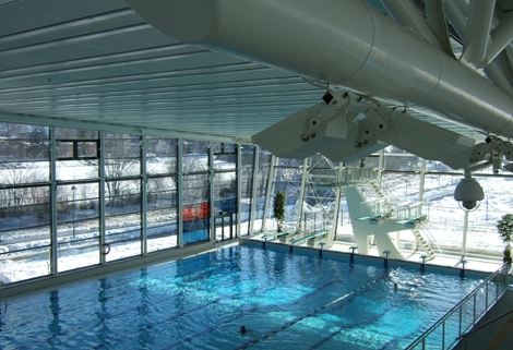 Case: Dehumidification and ventilation in waterpark